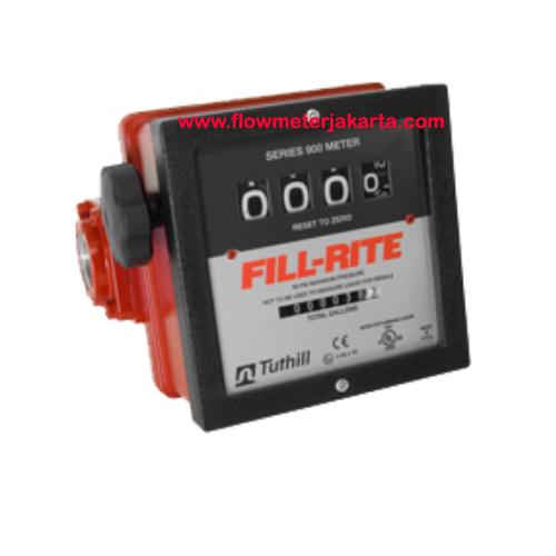 Jual Flow Meter Fill Rite 901CL 1.5