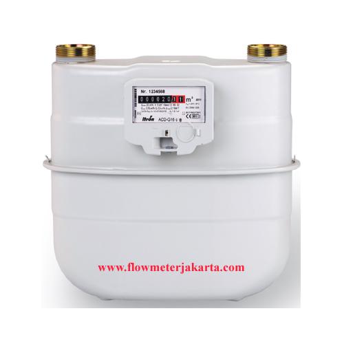 Jual Meteran Gas ITRON ACD G10