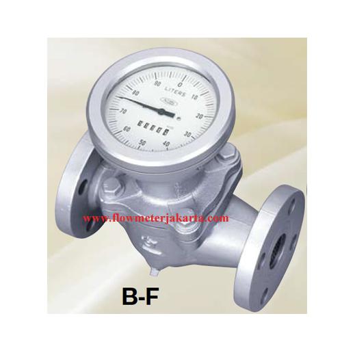 Jual Water Meter Nitto Seiko Tipe B-F