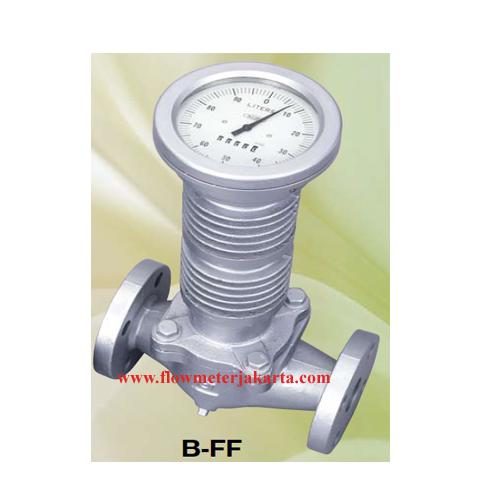 Jual Nitto Seiko Water Meter Tipe B-FF