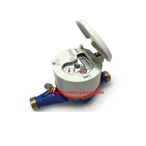 Harga Water Meter ITRON Multimag TM II Cyble DN 15 mm