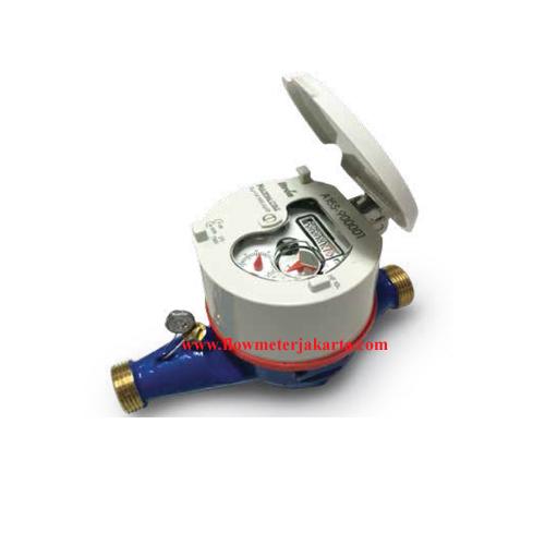 Jual Water Meter ITRON Multimag TM II Cyble DN 15 mm