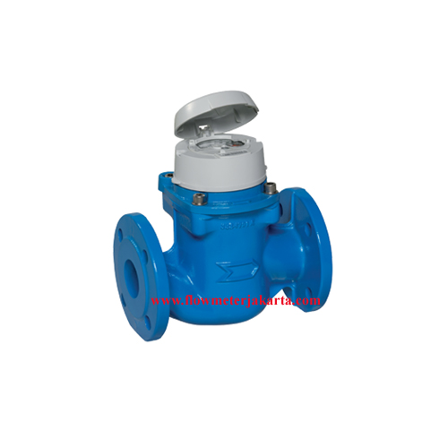 Jual Water Meter ITRON Woltmag DN 50 mm - 100 mm