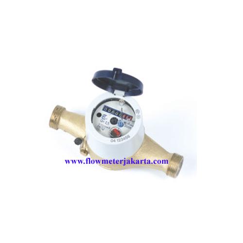 Jual Flow Water Meter Sensu Multijet 405-S