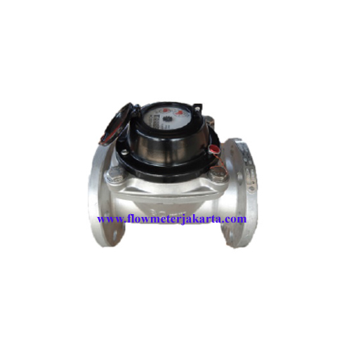 Water Meter Stainless Steel SHM Turbine DN 50 mm