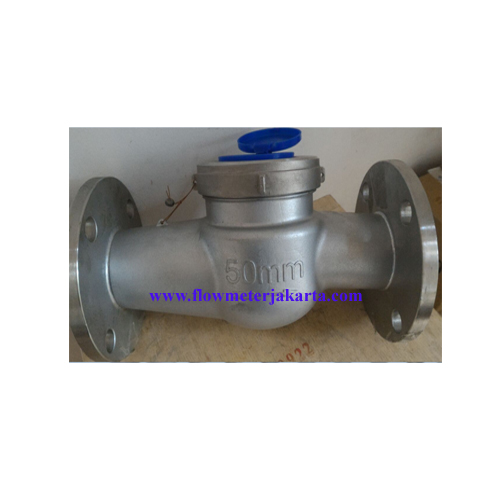 Harga Water Meter Stainless Steel SHM DN 50 mm