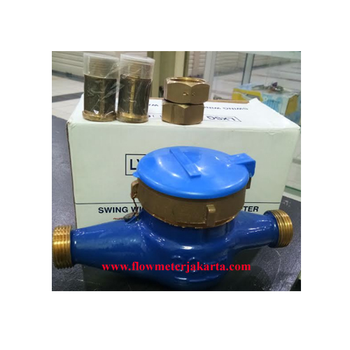 Jual Water Meter Westechaus 1/2 inch