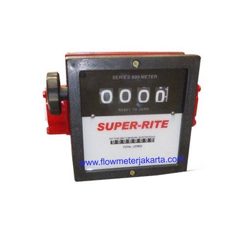Flow meter Super Rite 1.5 in 900 Series