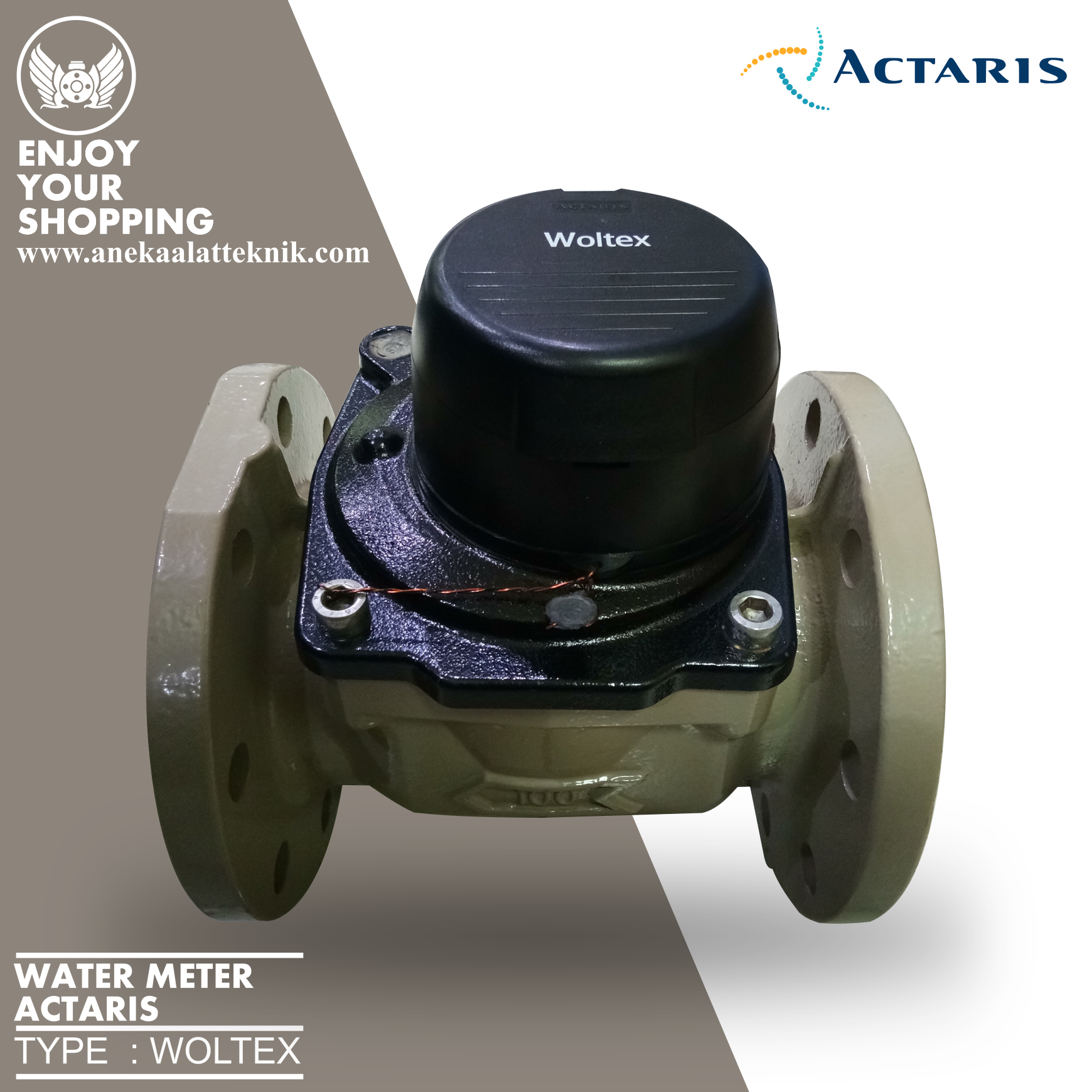 water meter actaris