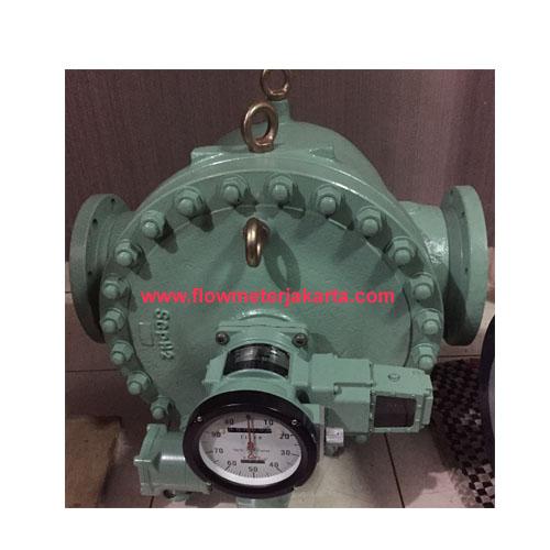 Jual Flowmeter OVAL 3 inch Tipe LB282-152-B117-000