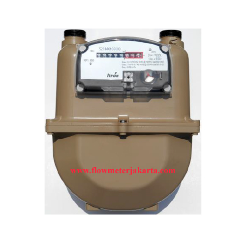 Harga Flow Meter Gas ITRON RF1 G4