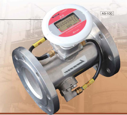 Jual Ultrasonic Flow Meter Aichi Tokei AS Series