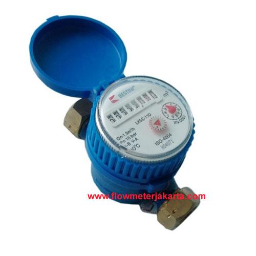 Jual Meteran Air Bestini 20-40 mm