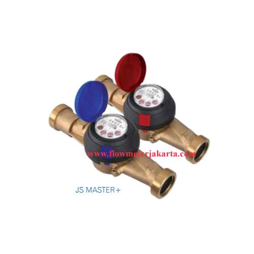 Jual Water Meter Powogaz JS Master + Cold water