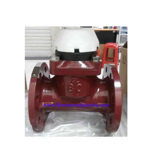 Water Meter Air Limbah SHM DN 100 mm