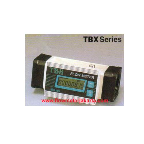 Jual Gas Flow Meter Aichi Tokei TBX Series