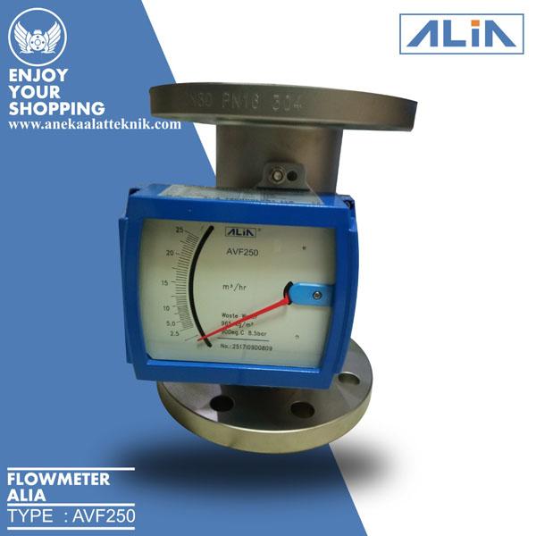 Area variable flowmeter