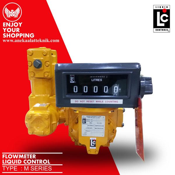 Liquid control flowmeter