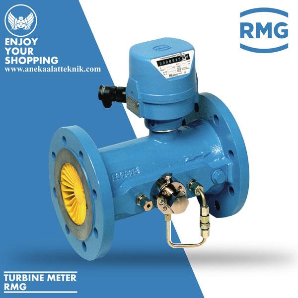 Jual gas meter RMG