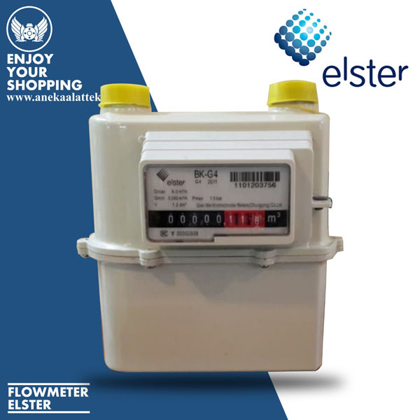 Gas meter Elster BK G4