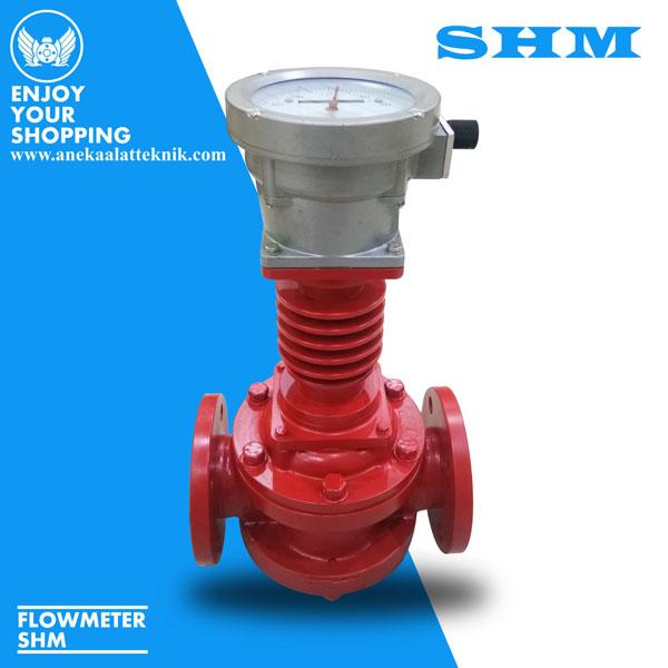 SHM oval gear flowmeter
