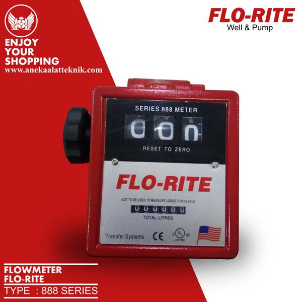 Flo rite flowmeter