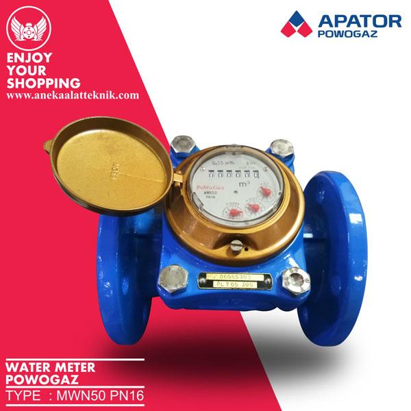 water meter powogaz