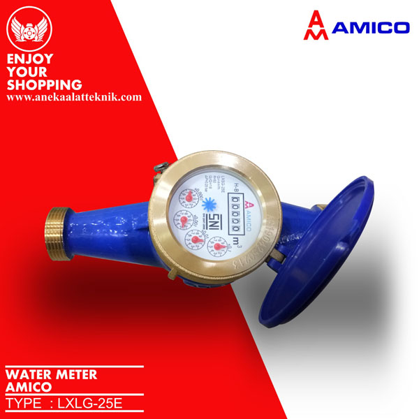 Jual amico water meter