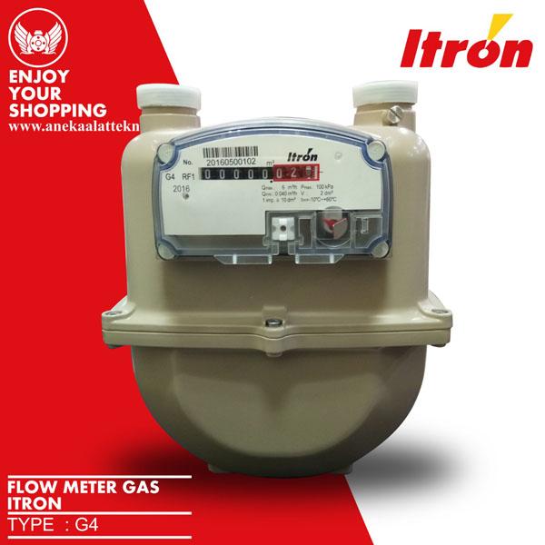 Gas meter itron G4 RF1