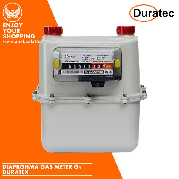 Duratec Gas Meter Tipe G4