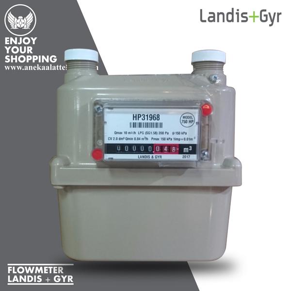 Landis Gyr Gas Meter Tipe 750 HP