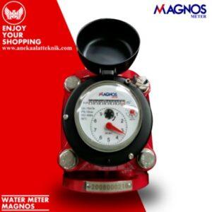 Distributor water meter limbah